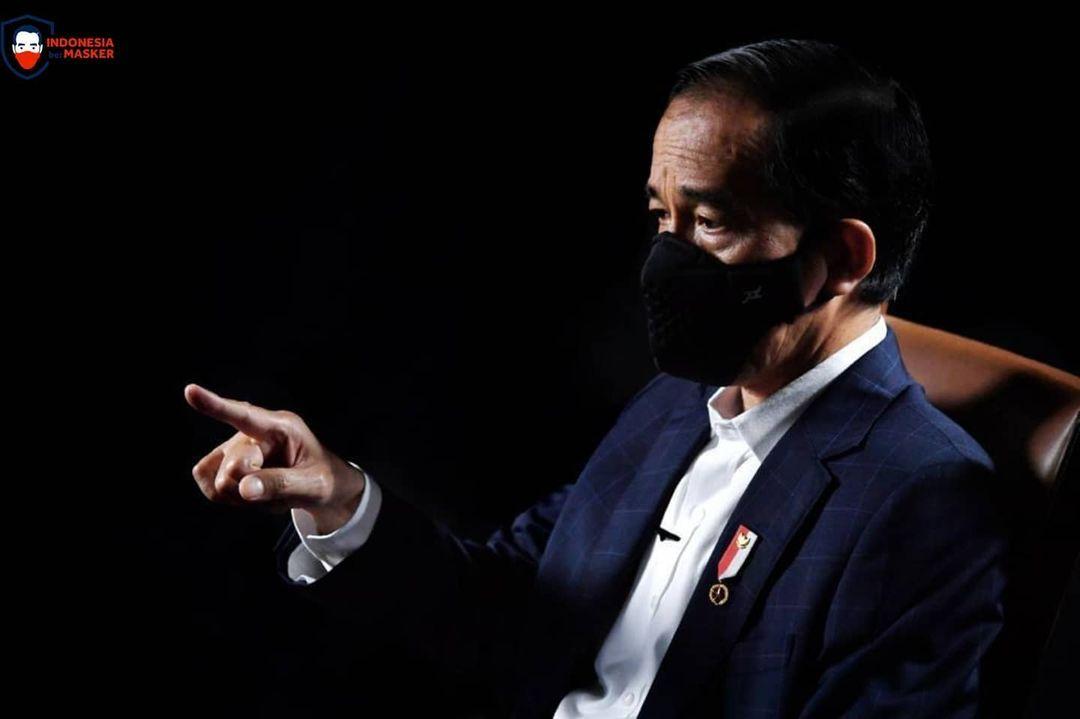 Jokowi secara tegas menyatakan bahwa vaksin COVID-19 bakal diberikan gratis kepada masyarakat.