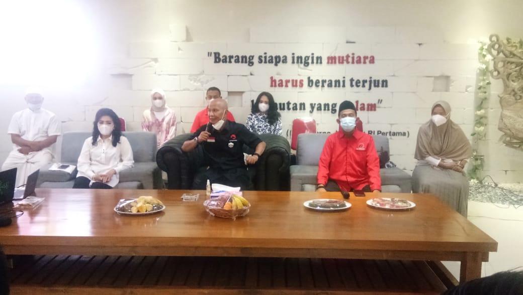 Pasangan calon bupati dan wakil bupati Kabupaten Sumenep, Achmad Fauzi-Hj. Dewi Khalifah. (Foto: Portal Publik partner Tugu Jatim)