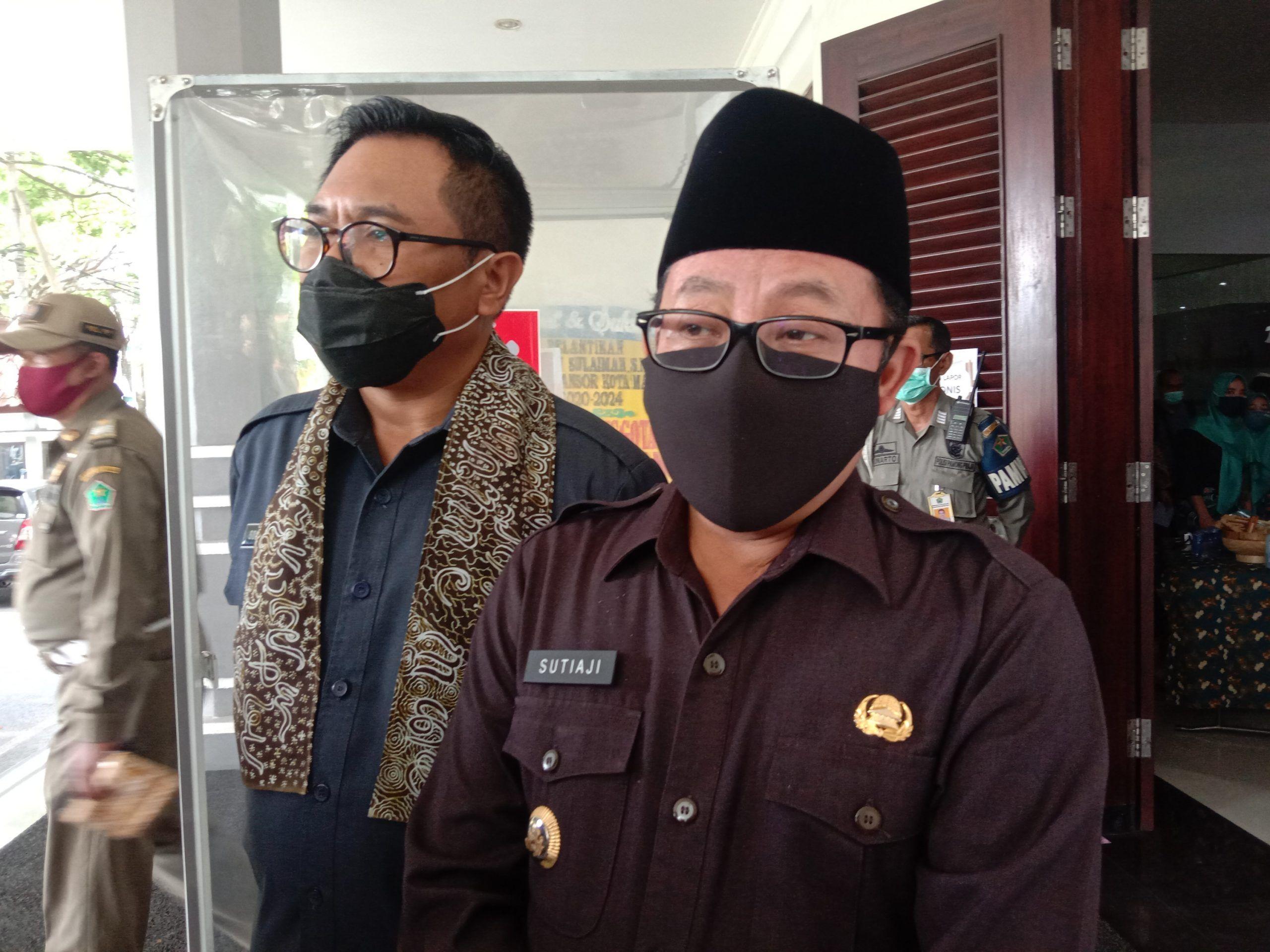 Wali Kota Malang Sutiaji melarang pesta tahun baru