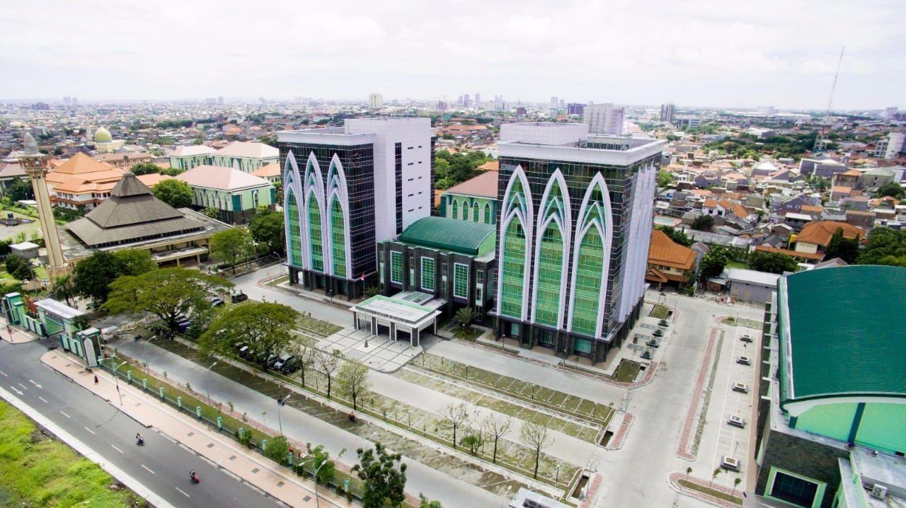Ilustrasi UINSA Surabaya. (Foto: Dokumen UINSA Surabaya)