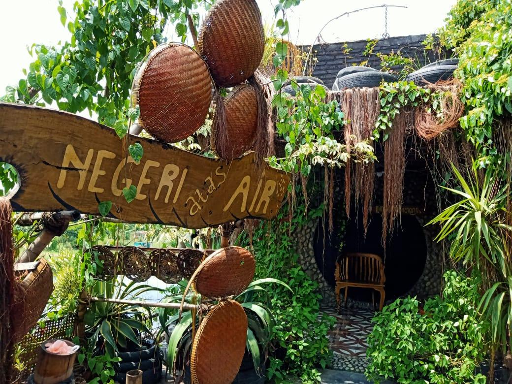Wisata Negeri Atas Air, Rumah Minimalis yang Jadi Tempat Instagramable di Bojonegoro