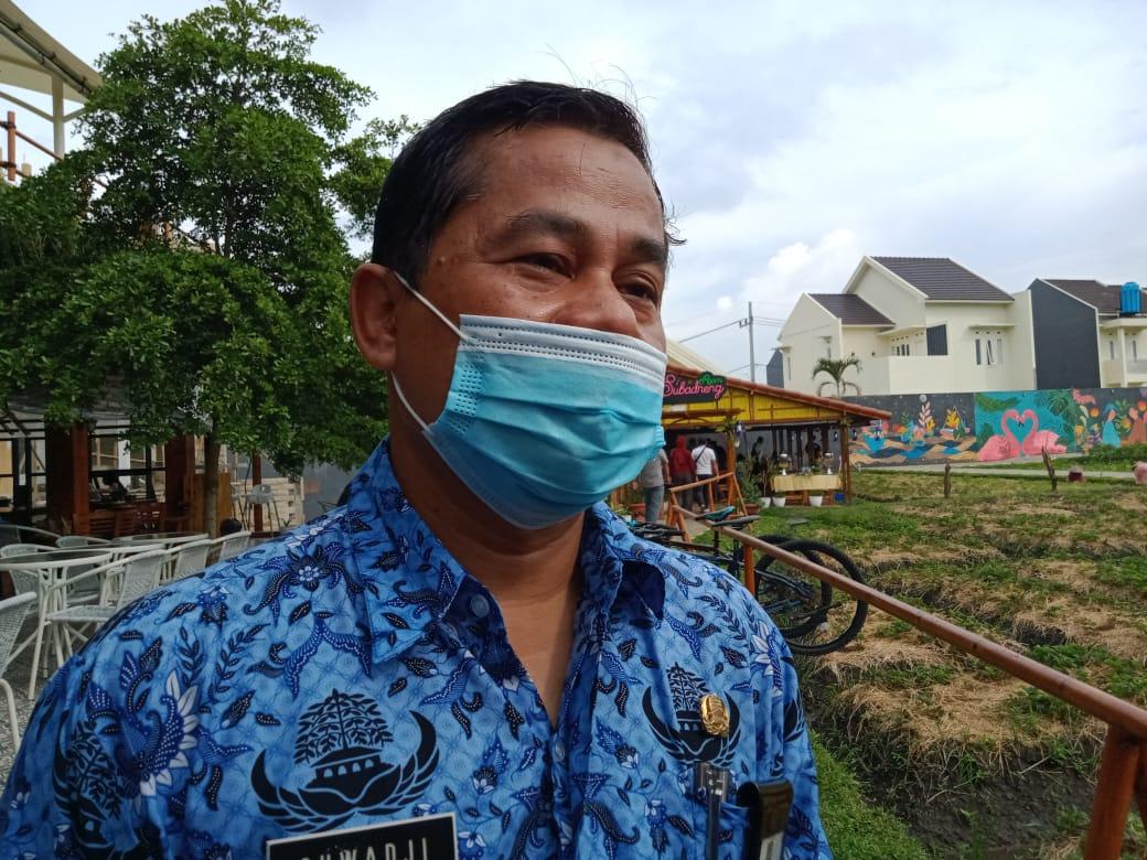 Kepala Dinas Pemberdayaan Masyarakat Desa (DPMD) Suwadji. (Foto: Rap/Tugu Jatim)