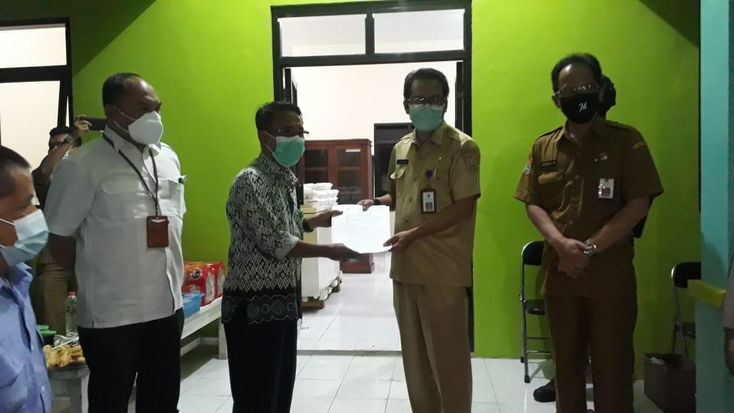 Kabupaten Malang hari ini menerima 7.000 dosis vaksin sinovac. (Foto: Rap/Tugu Jatim)