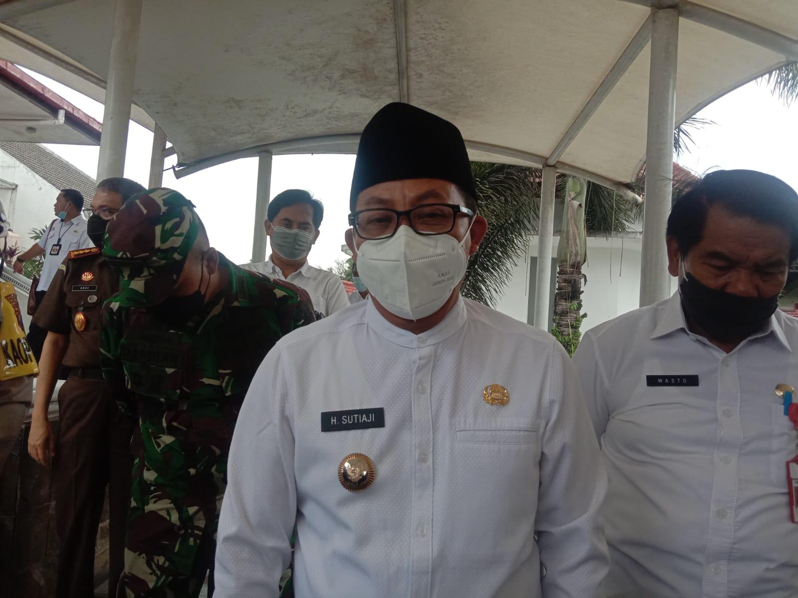 Wali Kota Malang Sutiaji terus mempersiapkan pelaksanaan vaksinasi. (Foto:Feni Yusnia/Tugu Malang)