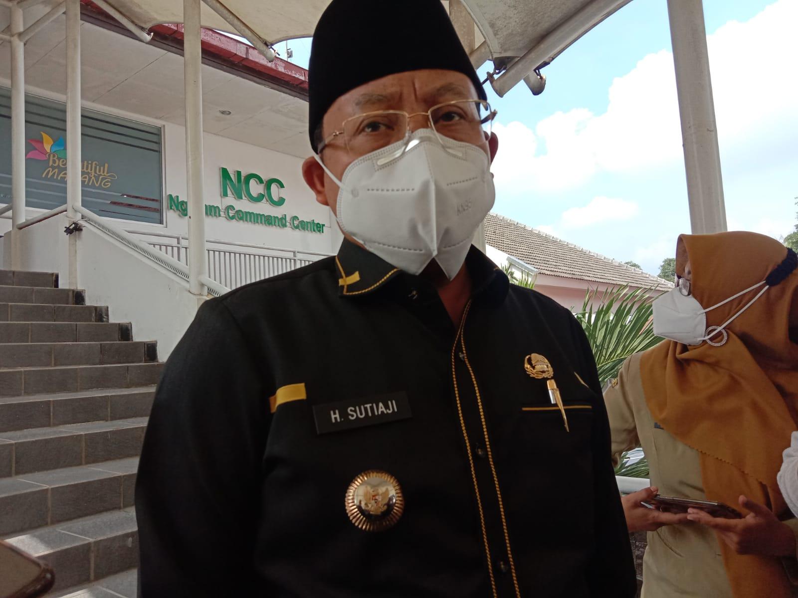 Wali Kota Malang Sutiaji terus melakukan persiapan vaksinasi tahap awal di Kota Malang. (Foto: Feni Yusnia/Tugu Malang)