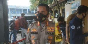 Kapolresta Malang Kota Kombes Pol Leonardus Simarmata. (Foto/Azmy/Tugu Jatim)