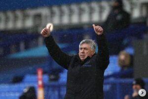 Carlo Ancelotti. (Foto: Instagram/Carlo Ancelotti)