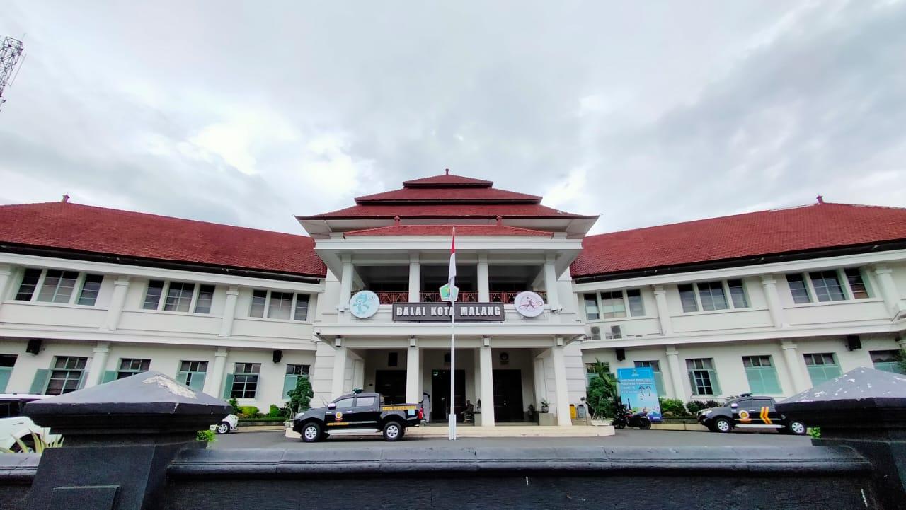 Gedung Balai Kota Malang. (Foto: Pemkot Malang)