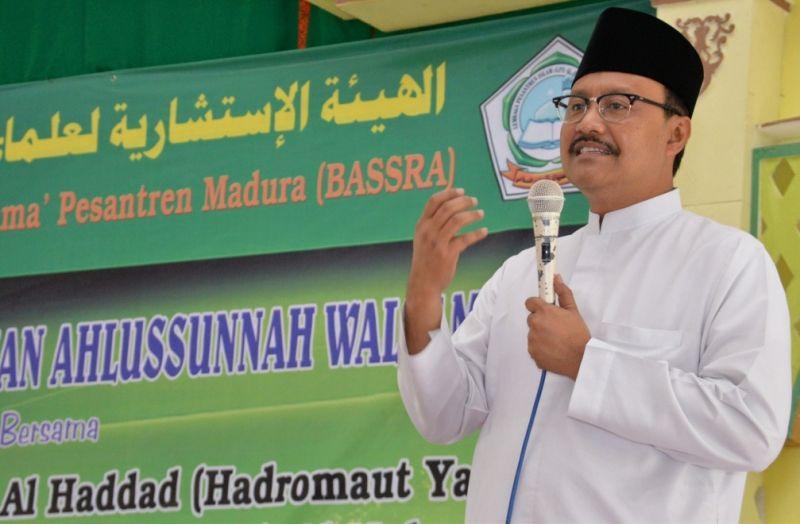Saifullah Yusuf atau Gus Ipul, Wali Kota Pasuruan terpilih. (Foto: Dokumen Pemprov Jatim) tolak mobil dinas