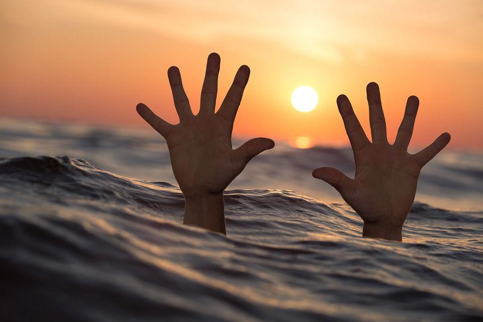 Ilustrasi korban tenggelam. (Foto: Pixabay)