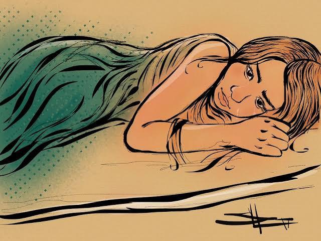 Ilustrasi perempuan memiliki perasaan insecure. (Foto: Pixabay)