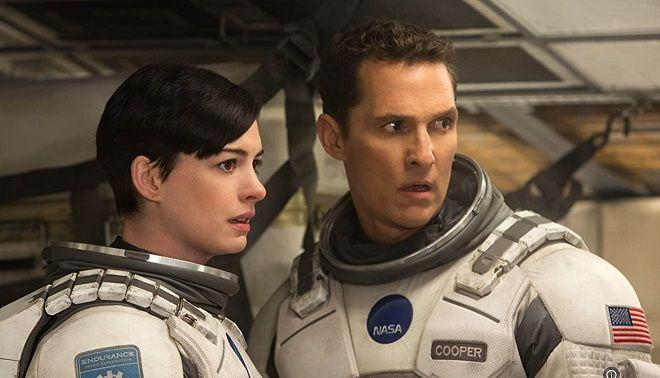 Interstellar tahun 2014 merupakan salah satu rekomendasi film yang dijamin membuat pikiran 'mind blowing'. (Foto: Dokumen/IMDb)