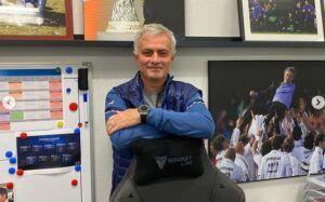 Jose Mourinho. (Foto: Instagram/Jose Mourinho)