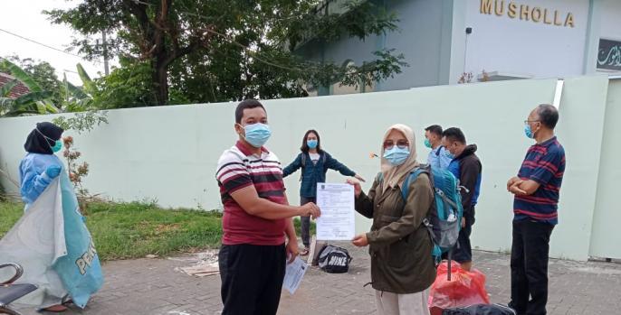 Jumlah pasien COVID-19 yang berangsur pulih di Pasuruan semakin meningkat. (Foto: Pemkab Pasuruan)