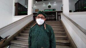 Wali Kota Malang, Sutiaji tanyakan indikator-indikator PPKM tahap kedua. (Foto: Azm/Tugu Malang/Tugu Jatim)