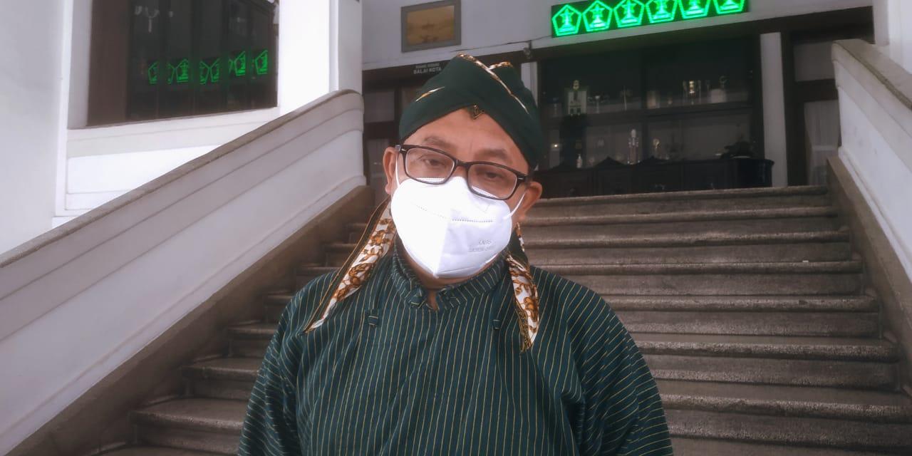 Wali Kota Sutiaji menjelaskan akan melibatkan tokoh difabel dalam program vaksinasi COVID-19 tahap pertama di Kota Malang. (Foto: Azm/Tugu Malang/Tugu Jatim)