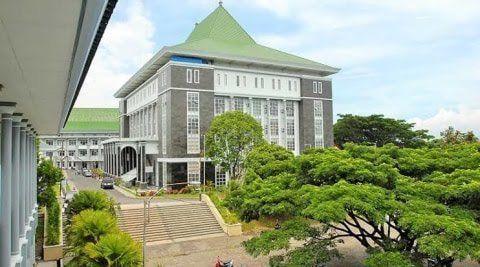 Ilustrasi perguruan tinggi di Malang. Kampus UIN Malang. (Foto: Dokumen/Tugu Malang)