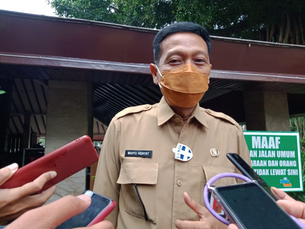 Sekda Kabupaten Malang, Wahyu Hidayat. (Foto: Rap/Tugu Malang/Tugu Jatim)
