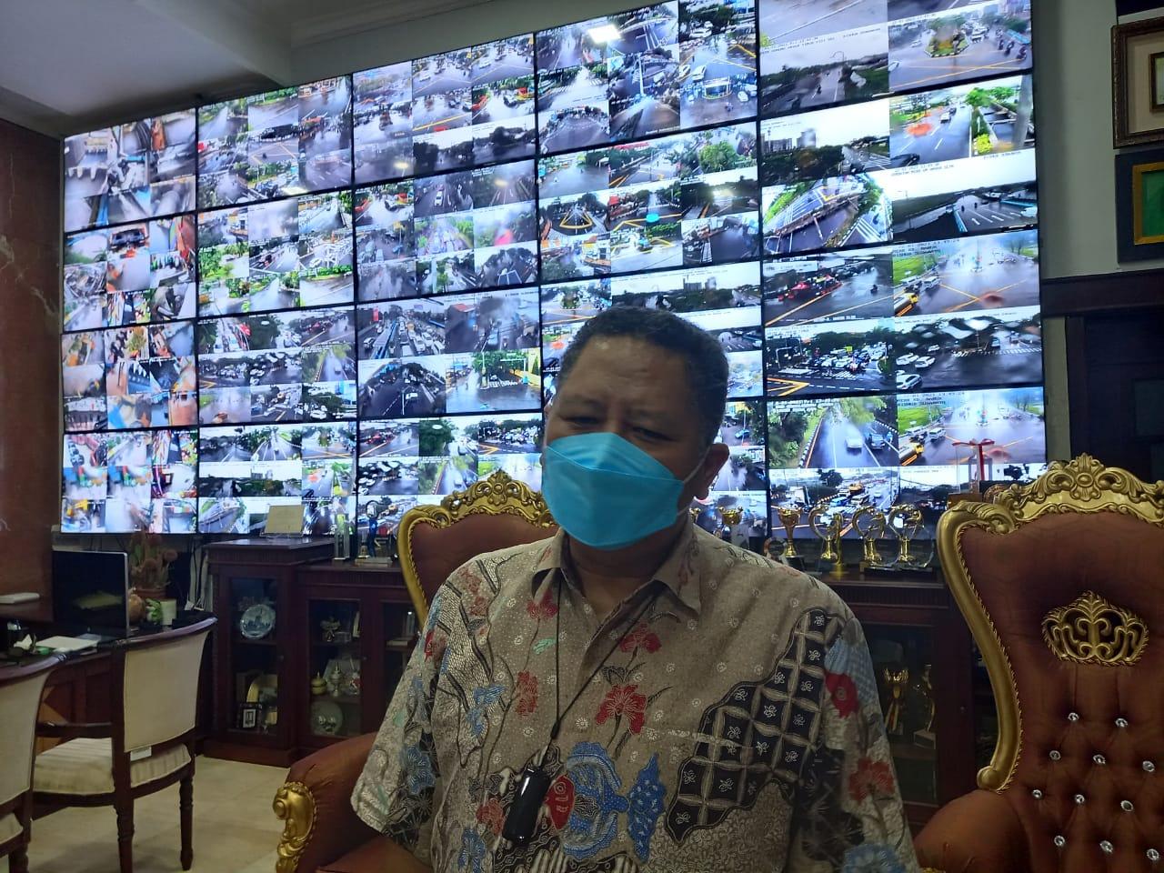Plt Wali Kota Surabaya, Whisnu Sakti Buana. (Foto: Rangga Aji/Tugu Jatim)