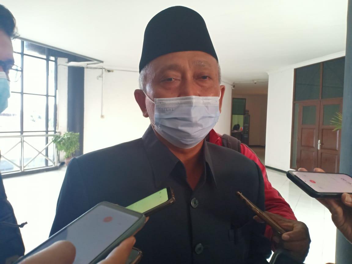 Ketua DPRD Tuban, M. Miyadi.(Foto: Mochamad Abdurrochim/Tugu Jatim)