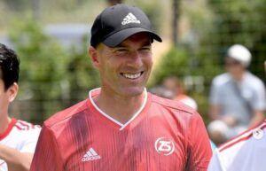 Zinedine Zidane. (Foto: Instagram/Zidane)