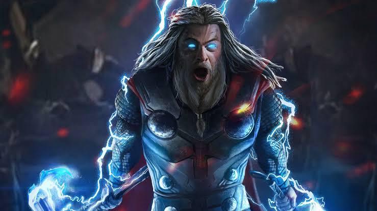 Tokoh superhero Marvel Thor. (Foto: Wallpaper Acces/Tugu Jatim)