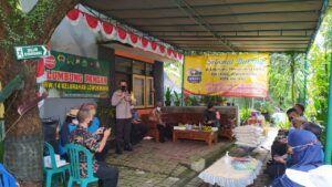 Polresta Malang Kota akan membuat 100 Kampung Tangguh. (Foto: Azmy/Tugu Jatim)