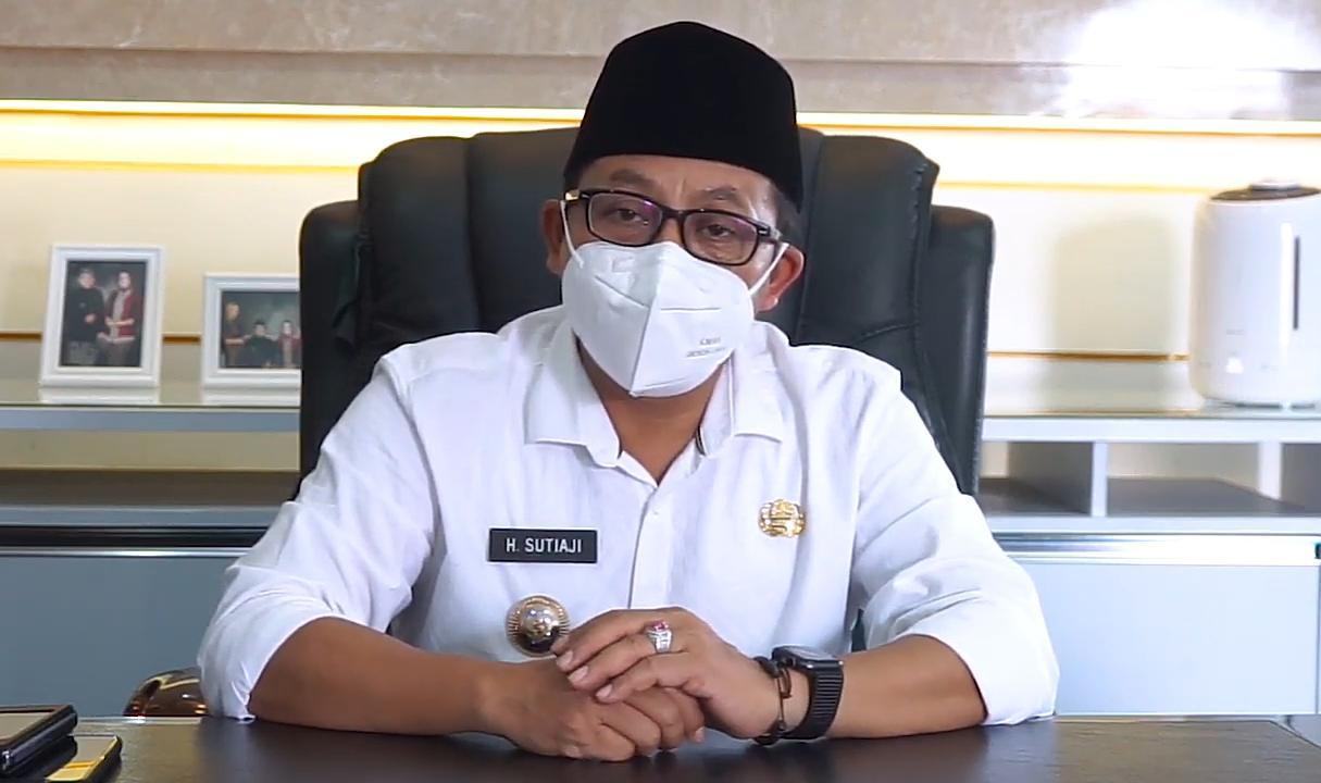 Wali Kota Malang Sutiaji buka suara soal dentuman suara keras yang terdengar di Malang Raya. (Foto: Feni Yusnia/Tugu Jatim)