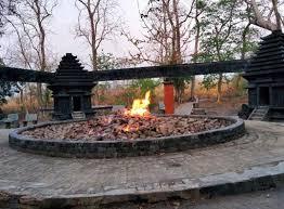 Wisata Alam Kayangan Api Bojonegoro. (Foto: Kominfo Jatim/Tugu Jatim)