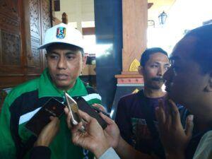 Komite Olahraga Nasional Indonesia (KONI) Kabupaten Tuban Mirza Ali Mansur. (Foto: Rochim/Tugu Jatim)