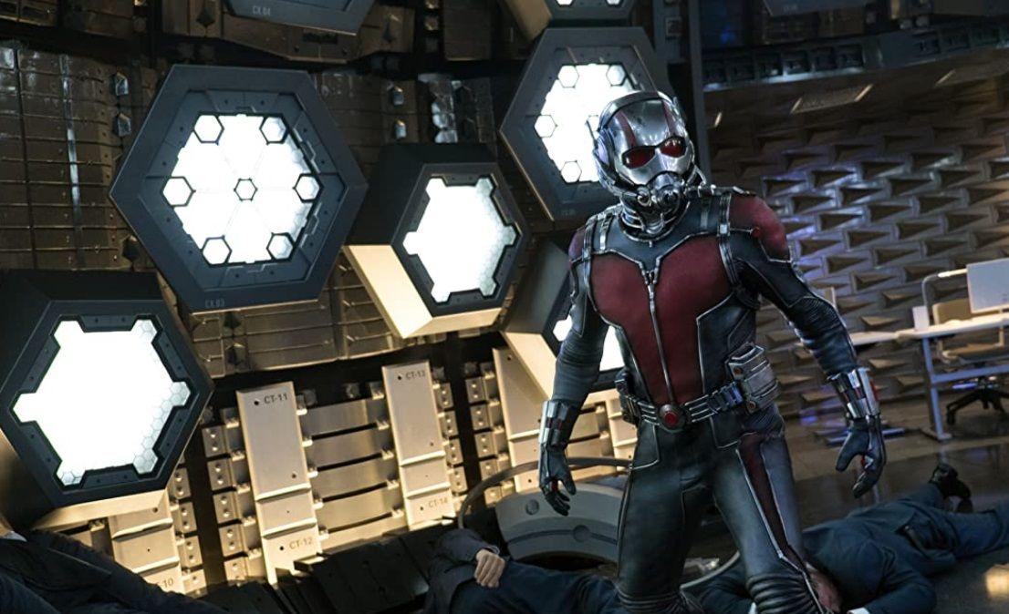 Ant-man, salah satu superhero yang tengah dalam aksinya. (Foto: IMDb) fakta ant-man tugu jatim