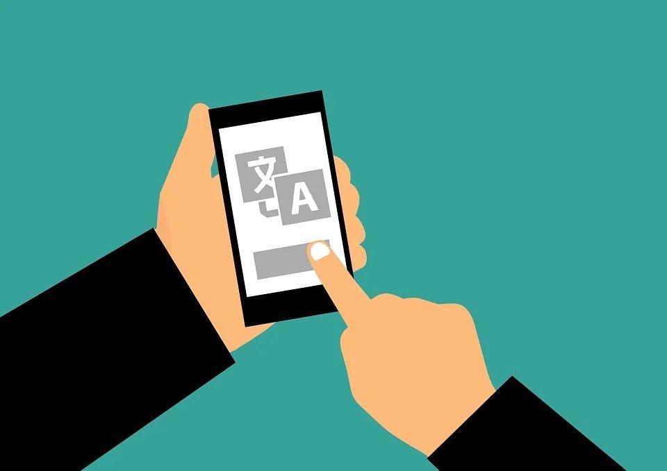 Ilustrasi aplikasi di smartphone yang cocok untuk belajar bahasa asing. (Foto: Pixabay) tugu jatim