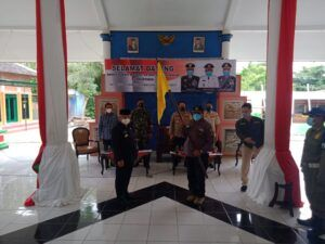 Awas, Iseng Curi Bendera Zonasi COVID-19 di Kabupaten Malang Bisa Kena Sanksi