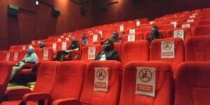 PPKM Mikro Kota Malang: Bioskop Boleh Buka