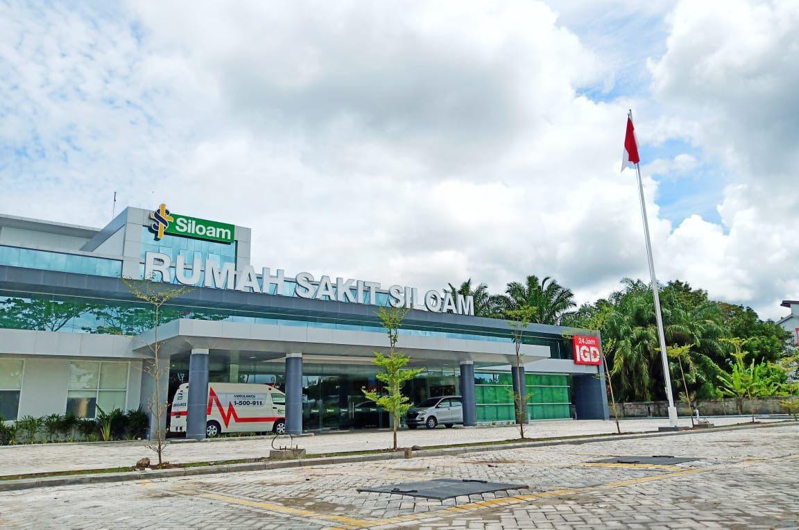 RS Siloam Foto: Dok Rumah Sakit Siloam Surabaya/Tugu Jatim