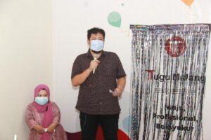 CEO Tugu Media Group, Irham Thoriq. HUT Tugu Malang ID ulang tahun tugu jatim