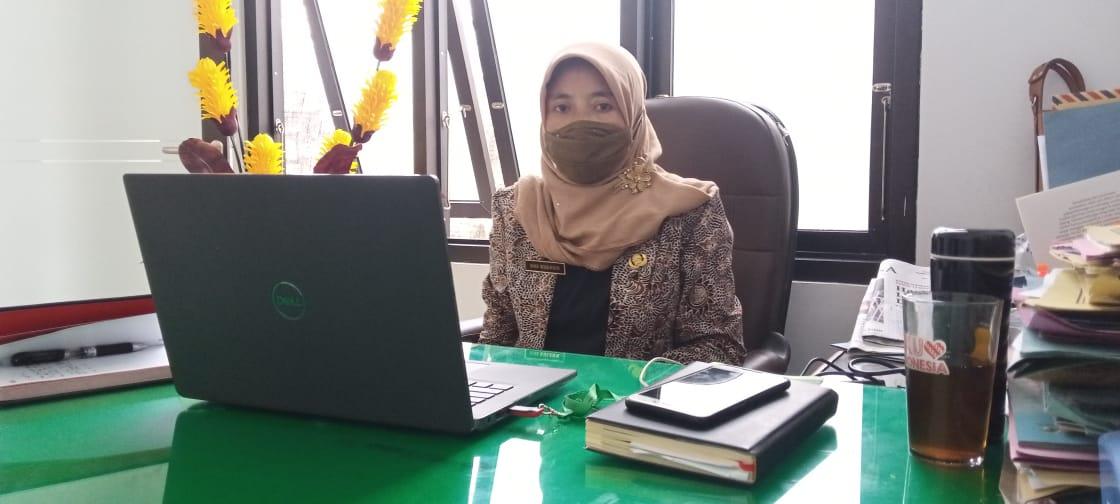 Kasi PHU Kemenag Tuban Umi Kultsum. (Foto: Rochim/Tugu Jatim)