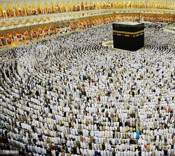Jamaah umroh gagal berangkat tahun ini ke Tanah Suci Makkah karena pandemi Covid-19. (Foto: Pixabay/Tugu Jatim)