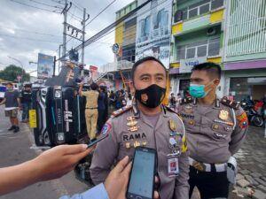 Kasatlantas Polresta Malang Kota Kompol Ramadan Nasution. (Foto: Dokumen/Tugu Malang)