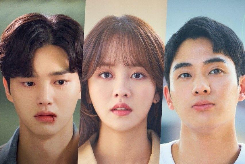 Pemeran utama dalam drama Korea, Love Alarm. (Foto: via Soompi) tugu jatim