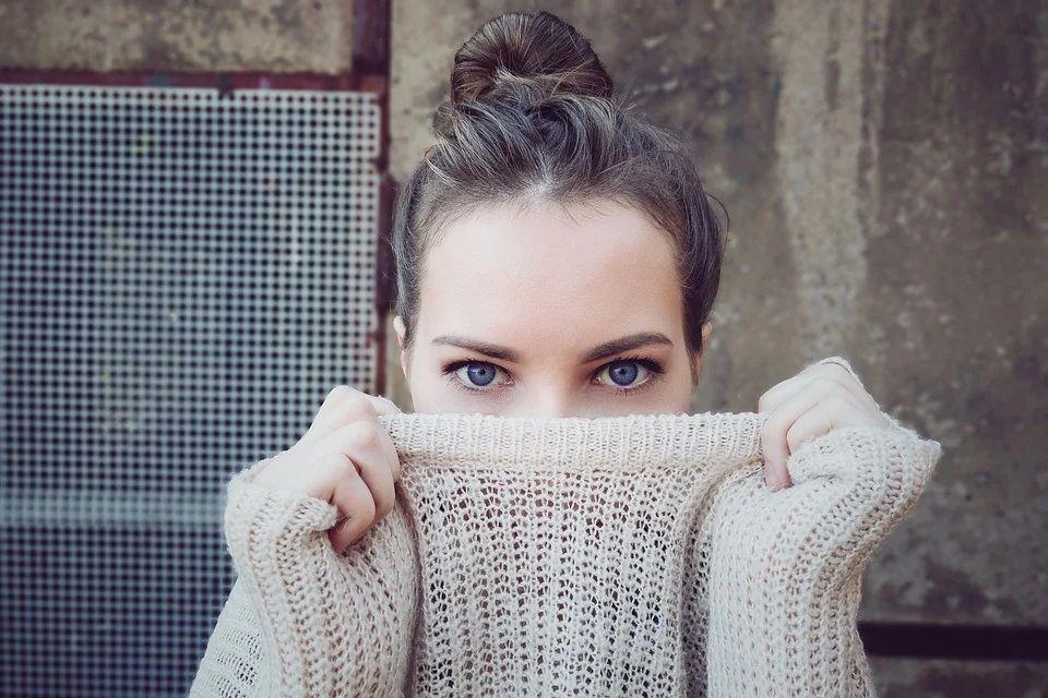 Ilustrasi bentuk mata perempuan untuk mengetahui karakter perempuan. (Foto: Pixabay) tugu jatim