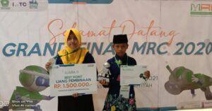 Siswa MI Darul Ulum Tuban Sabet Juara 2 Kompetisi Robotik Tingkat Nasional