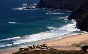Suasana Pantai Modangan, Malang yang begitu indah. (Foto: BEN/Tugu Malang/Tugu Jatim)