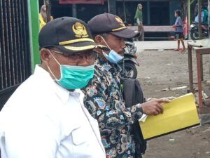 Pembangunan Kembali Pasar Kepohbaru Bojonegoro Diserahkan ke Pemdes