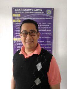 Pramono Sasongko, STP., MP., M.Sc. Pengajar bidang Mikrobiologi di Prodi Teknologi Industri Pertanian, Universitas Tribhuwana Tunggadewi (Unitri) tugu jatim