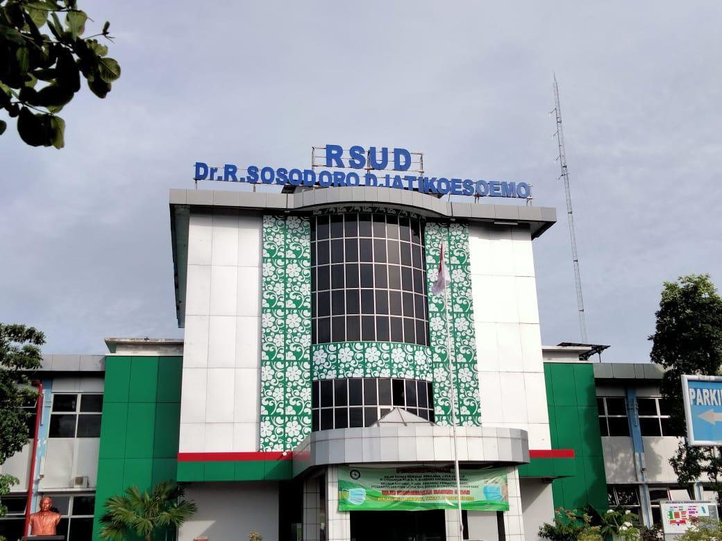 RSUD Dr R Sosodoro Djatikoesoemo Bojonegoro (Foto: Mila Arinda/Tugu Jatim)