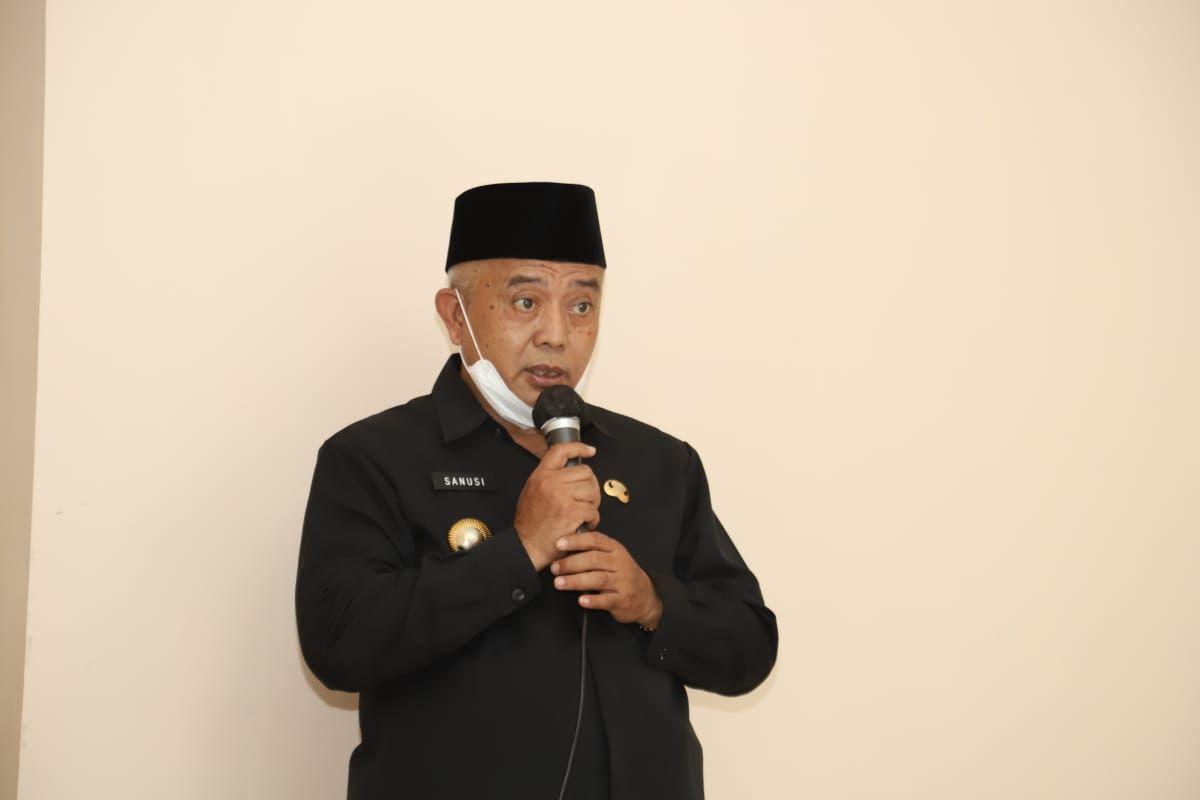 Sanusi dijadwalkan bakal dilantik kembali sebagai Bupati Malang Jumat (26/2/2021) besok di Surabaya. (Foto: RAP/Tugu Malang/Tugu Jatim)
