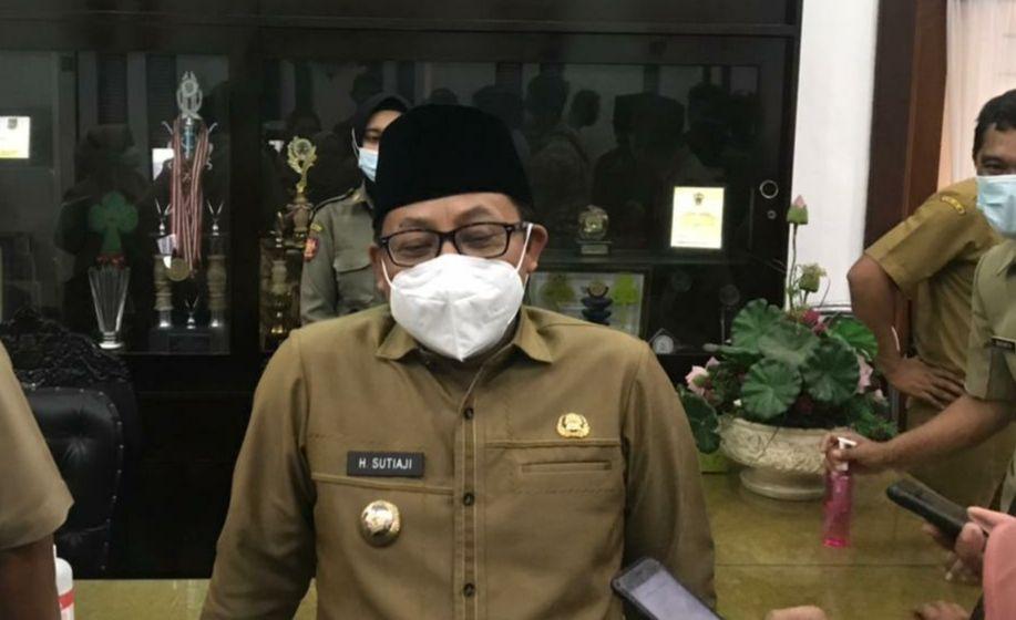 Wali Kota Malang, Sutiaji pertanyakan urgensi PPKM skala mikro yang ditetapkan oleh pemerintah pusat. (Foto: Azm/Tugu Malang/Tugu Jatim)