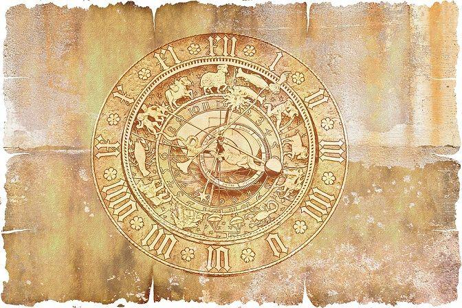 Ilustrasi zodiak. (Foto: Pixabay)