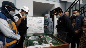 Rencana sanitary landfill senilai Rp 195 miliar. (Foto: Azmy/Tugu Jatim)